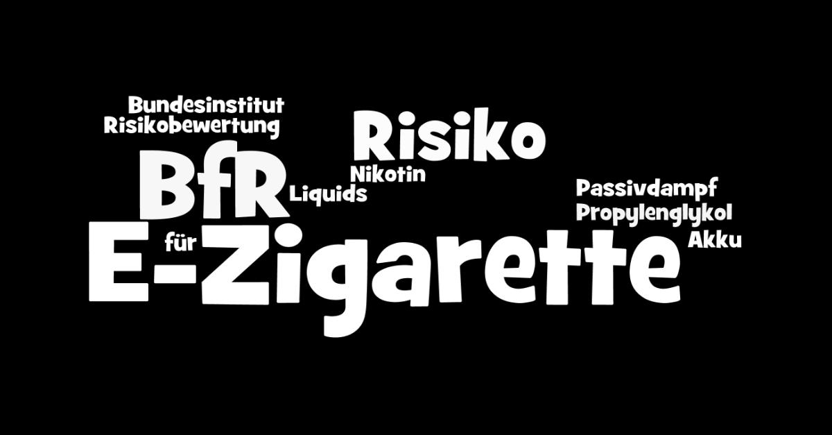 E Zigarette Risiko